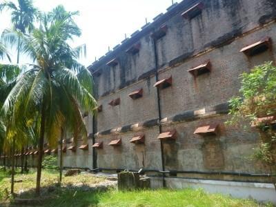Touring Andaman Cellular Jail