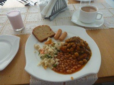Breakfast at Peerless Sarovar Portico