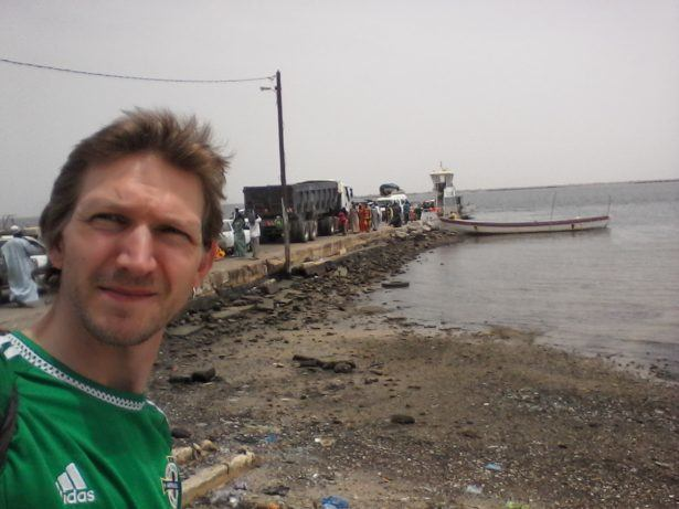 Travelling in Senegal, not backpacking