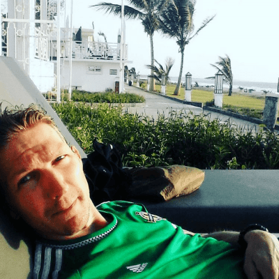 My Lonely Life: Chilling out at Coco Ocean Resort and Spa Gambia