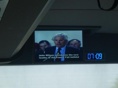 Documentary on the bus
