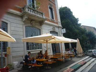 Madama Hostel in Milan, Italy