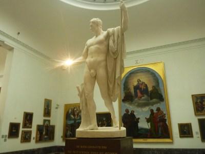 Touring Pinacoteca di Brera in Milan with Walks of Italy