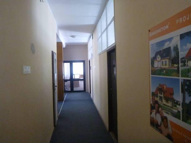 Learn Polish in Gdańsk - the corridor.
