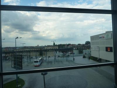 Viewpoint from Galeria Kociewska