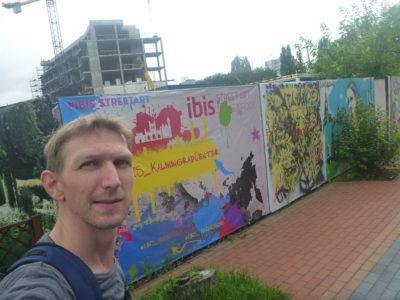 Staying at the Ibis Kaliningrad Center in Kaliningrad, Russia
