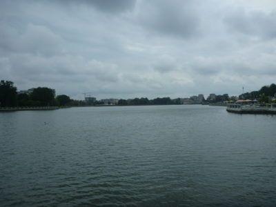 Nizhnee Lake, Kaliningrad