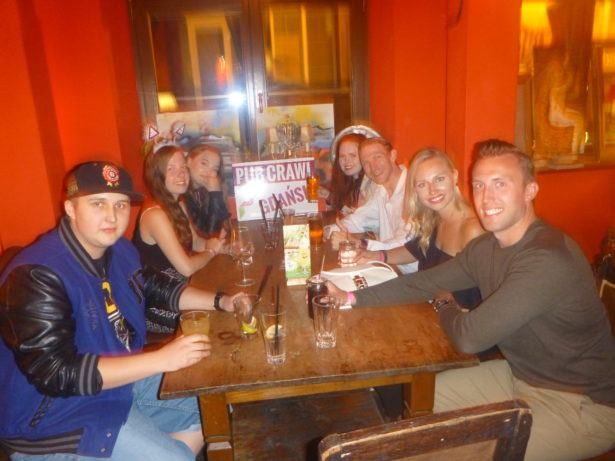 Thirsty Thursdays: A Night Out With Pub Crawl Gdańsk, Poland