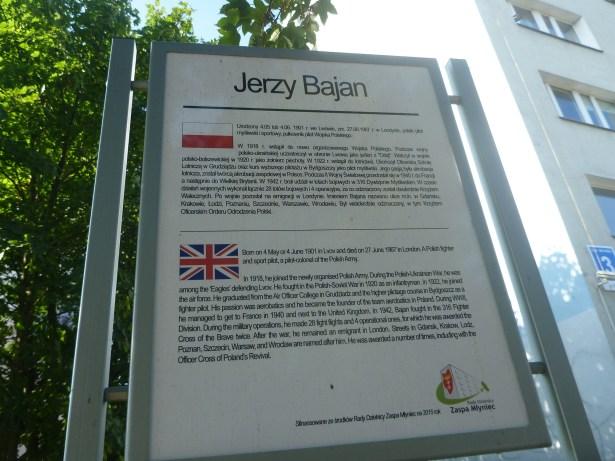 Jerzy Bajan Street