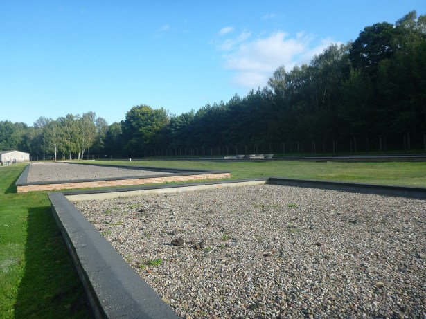 German Concentration Camp Stutthof, Poland