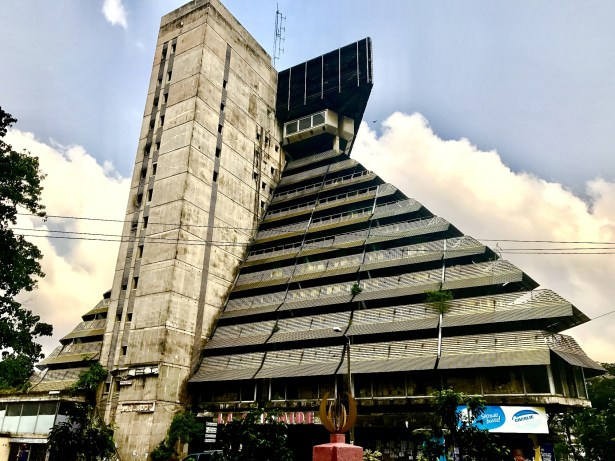 The Pyramid in Abidjan Travel Guide