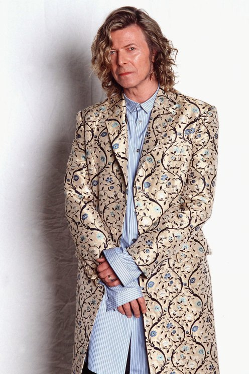 Bowie outfit during Glastonbury Festival (2000)