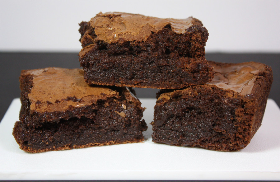 The Perfect Brownies - Don't Sweat The Recipe