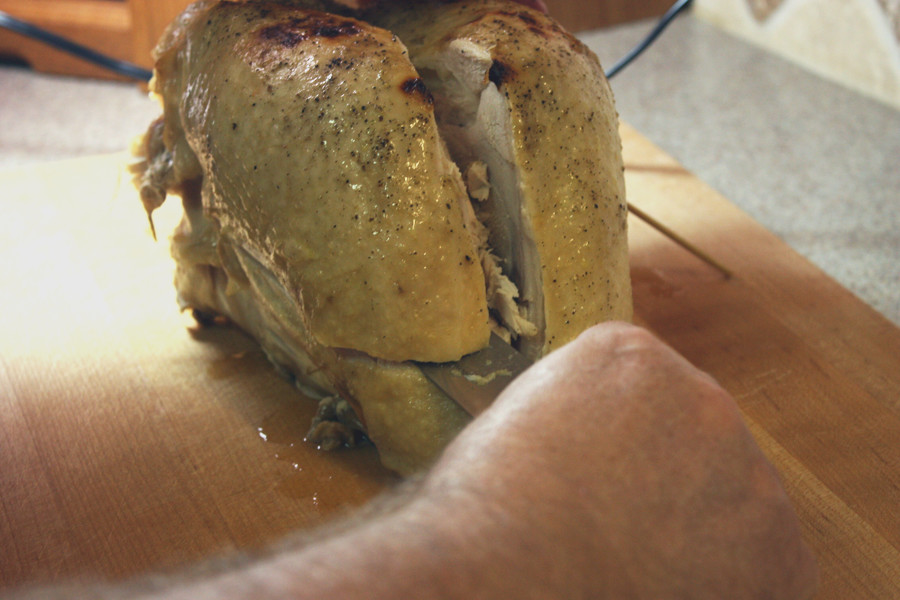 Brined Turkey Breast - Don't Sweat The Recipe