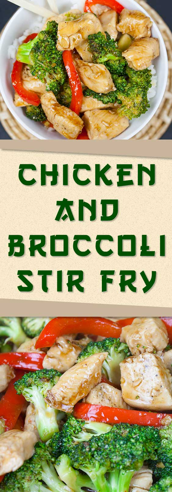 Easy Chicken And Broccoli Stir Fry - Dont Sweat The Recipe-2789