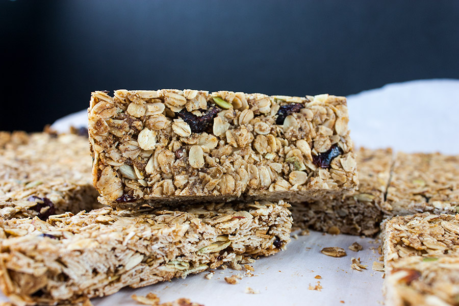 Homemade Granola Bars   Easy, Healthy And The Perfect Combination Of  Crunchy And Chewy.