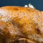 Simple Succulent Roast Turkey (Dry Brine) - You will never use another method again! Dry brining will give you the most moist, tender, flavor filled turkey you have ever eaten.