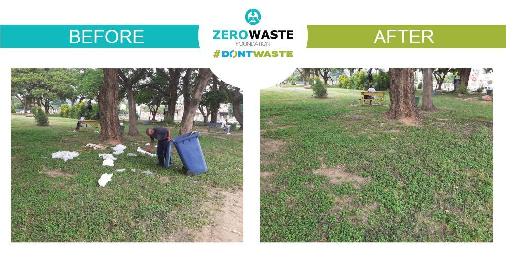 Zero Waste Foundation Clean Ups South Africa