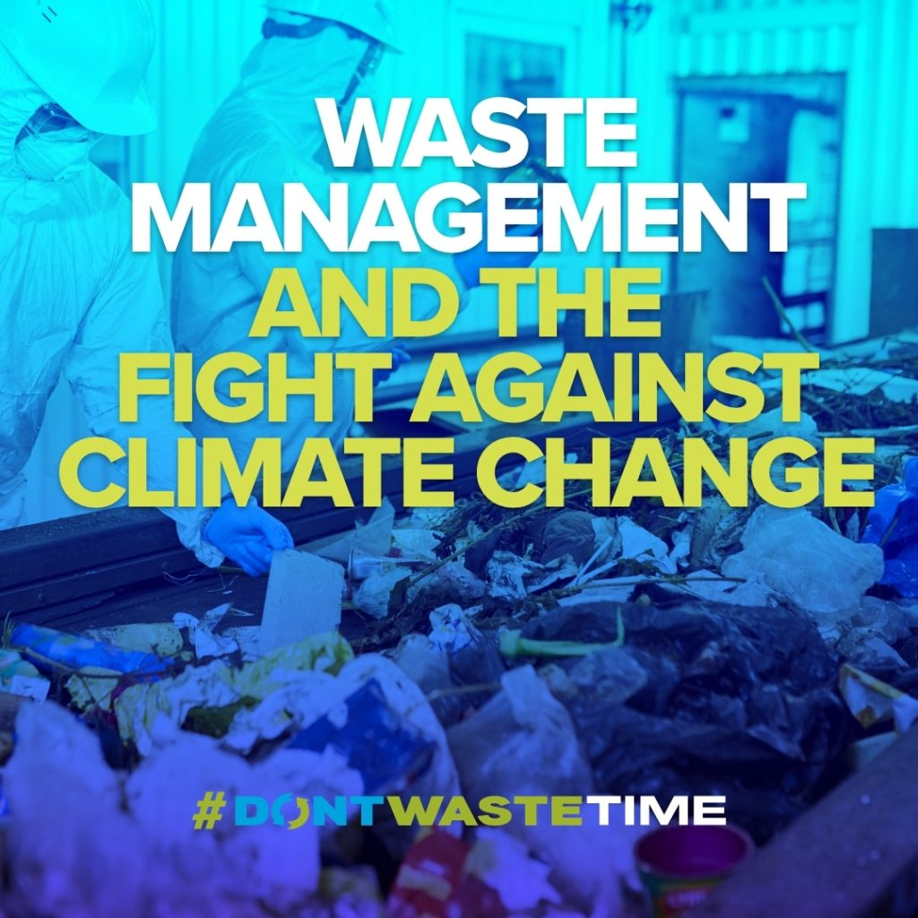 Waste Management and the Fight Against Climate Change