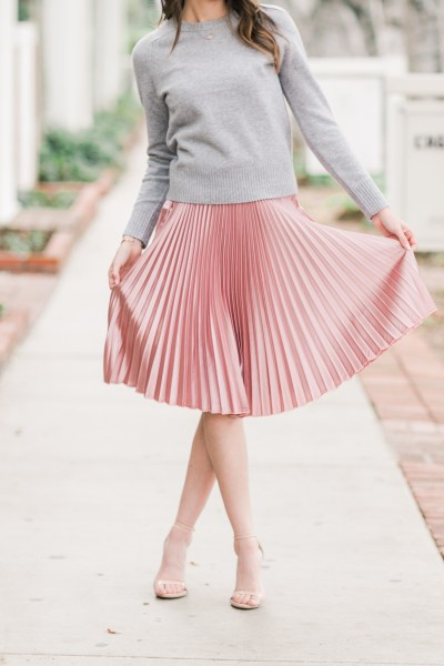 The Perfect Valentine's Skirt
