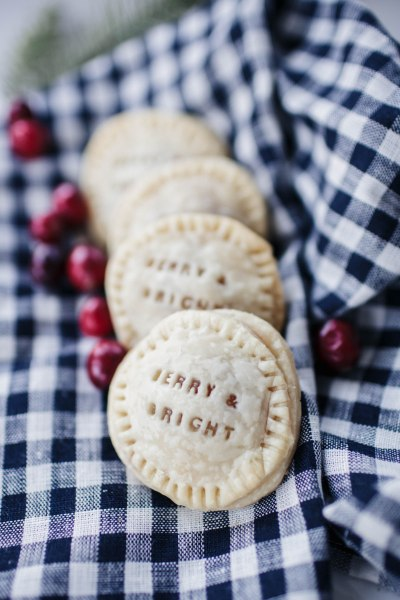 Berry and Bright Cranberry Hand Pies