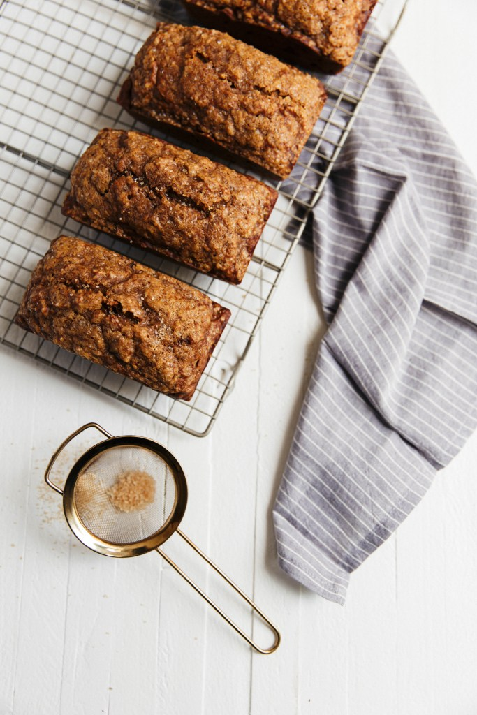 Mini Pumpkin Bread
