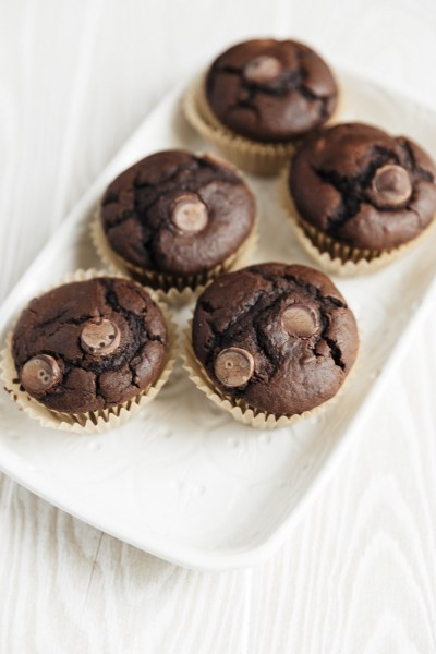 ChocolateEspresso Muffins