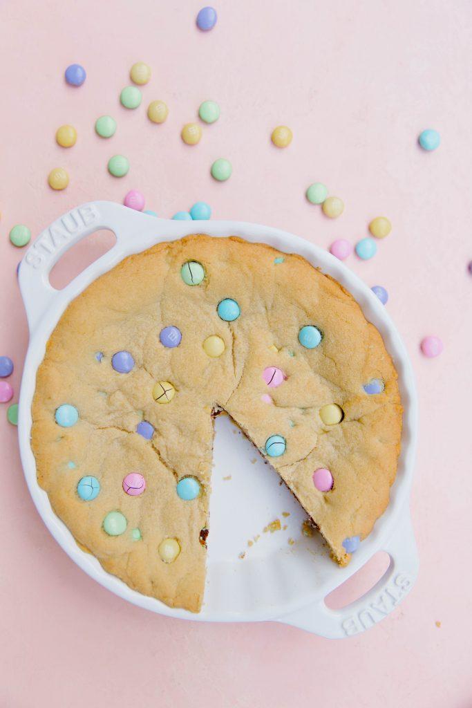 Spring Cookie Pie