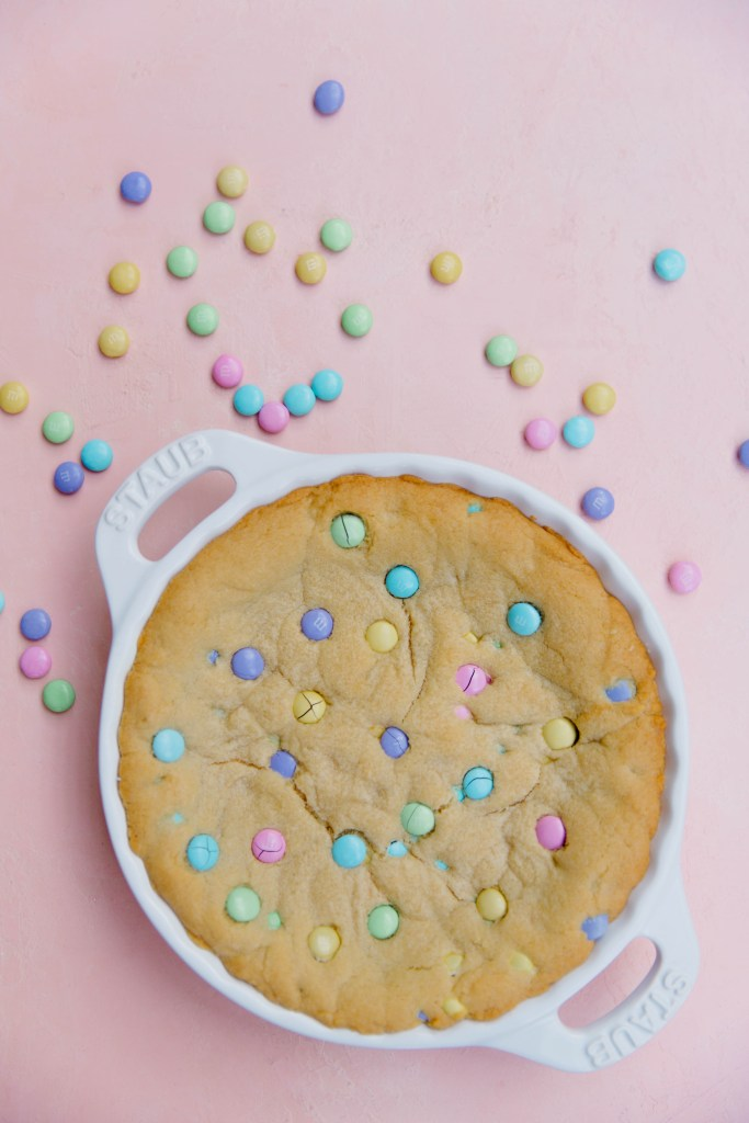 Spring Cookie Pie