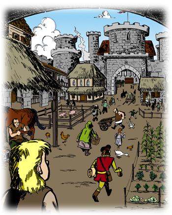 kaye castle