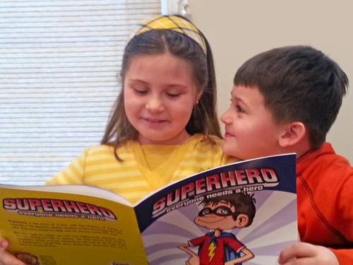 reading siblings