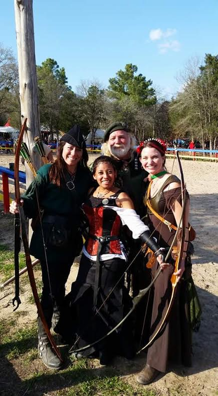A few Sherwood Archers