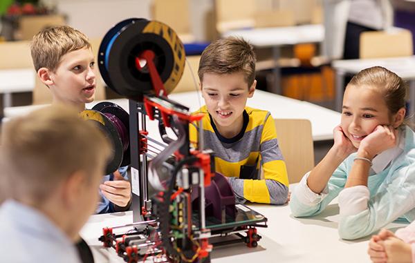 Robotics School small