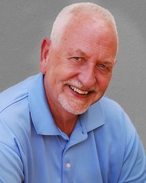 Headshot of Stephen Marsden, PhD, narrator of Don M. Winn's audiobook Raising a Child with Dyslexia: What Every Parent Needs to Know