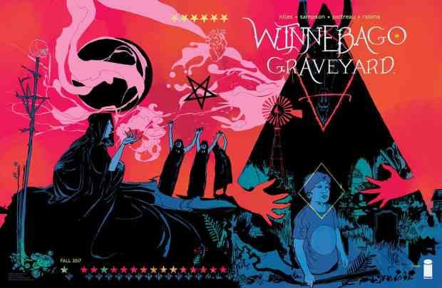 Winnebago Graveyard #1 Alison Sampson Image Comics