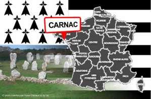 carte Carnac