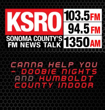 Doobie Nights on Canna Help You Radio Show
