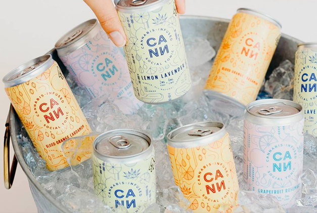 Cold Cann Beverages