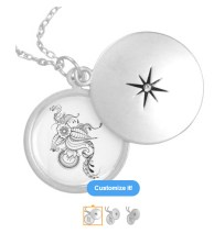 Locket http://www.zazzle.com/sunshine_floral_necklace-177033989495901826