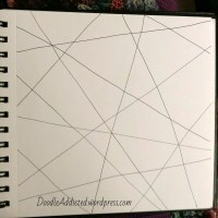 """Web of Lies"" Doodle Art"