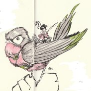 Bird-Rider