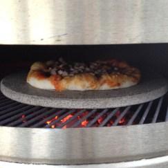 Pizza i grillen