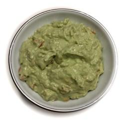 Færdig guacamole