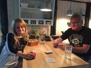 Vi spiller kort