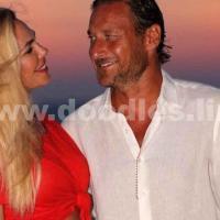 Problemi in casa di Francesco Totti e Ilary Blasi: Le urla di paura