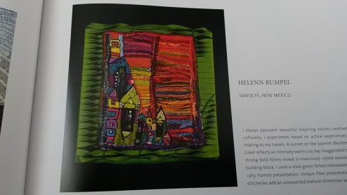 Unlimited Colour Pallet: Helenn Rumple, Spanish Fantasin