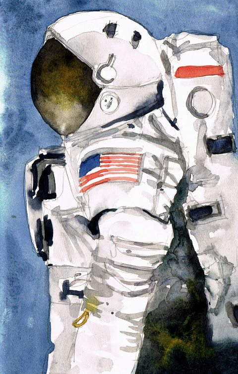 GUEST ARTIST: The Astronaut