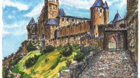 Château Comtal de Carcassone