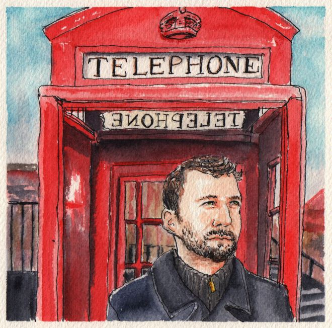 Phone Booth by Charlie O'Shields