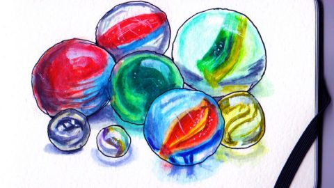 Marbles by Charlie O'Shields